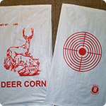 Poly Deer Corn Bag
