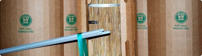 Bamboo and Fiberglass Stakes for Trees and Plants
