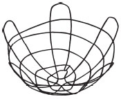Wirebasket Optimal 4 Blade