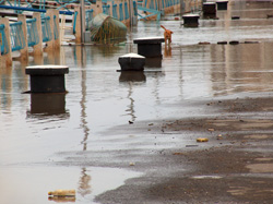 Flood Protection by Using Emergency Sandbags
