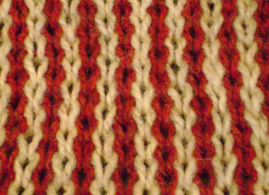 Knitting_wales_slip_stitch