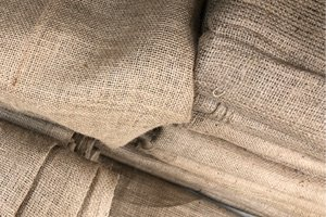 Learn How To Store and Clean Burlap