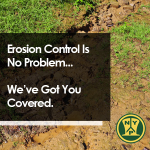 Erosion Control Is No Problem – We Can Help!
